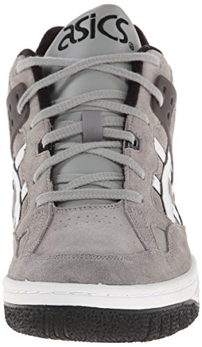 Asics Gel-Spotlyte Hommes Daim Baskets Light Grey/White