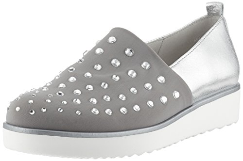 Gabor Shoes Damen Fashion Slipper, Grau (Grau/Ice 49), 43 EU