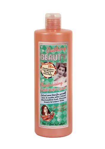 Ginger & Co Bathing Beauty Moisturising Bubble Bath and Wash 500ml, 1er Pack (1 x 500 ml) -