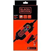 Black + Decker BDV090 Cargador De Baterias, 6-12V De Mantenimiento