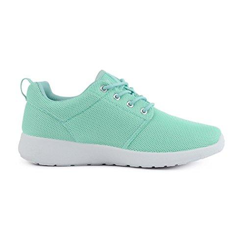 best-boots , chaussons d'intérieur femme Green new