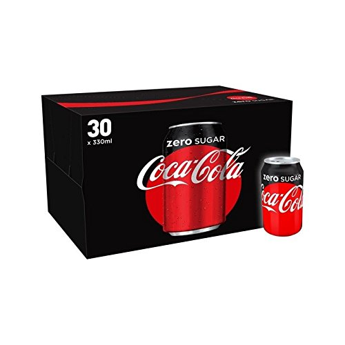 Coca-Cola Zéro 30 X 330Ml (Paquet de 6)