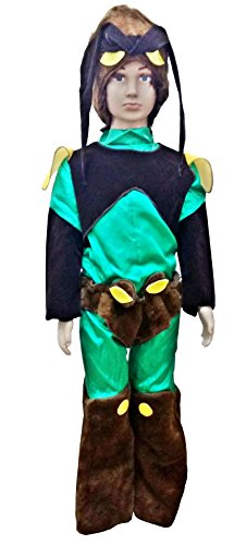( Size L : 7 - 8 Years ) Costume Gormiti Big Tree for children guys Idea gift Disguise Carnival Halloween