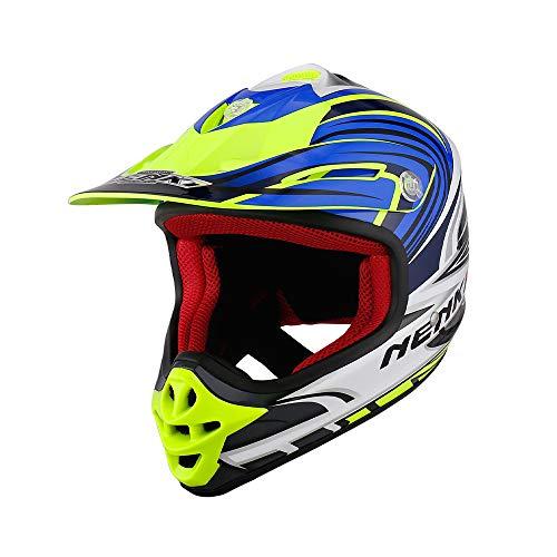 NENKI NK-303 Kinder Motocross Offroad Helm Für Kinder Dirt Bike
