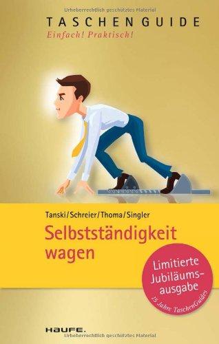 Buchseite und Rezensionen zu 'Selbstständigkeit wagen' von Joachim S. Tanski