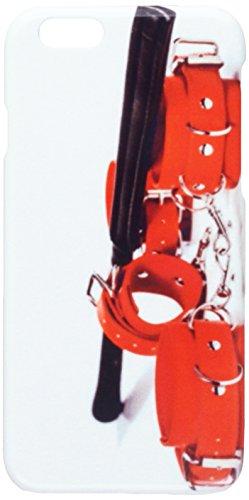 Fetisch Stuff: Leder Flogger oder Peitsche und Hand Manschetten Handy Schutzhülle iPhone 6