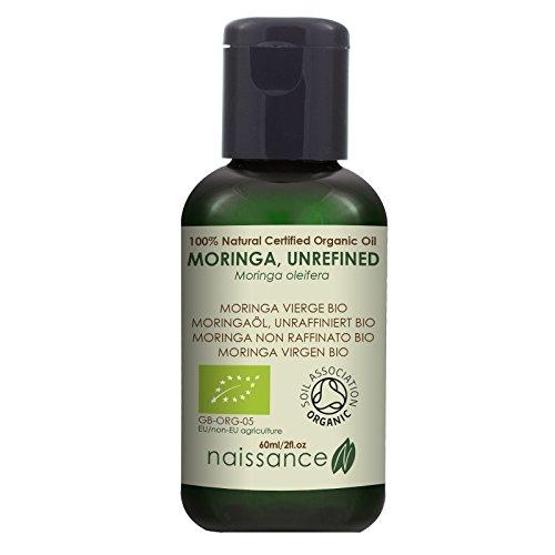 Aceite de Moringa Virgen BIO Prensado en Frío 100% Puro - 60ml