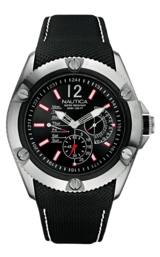 nautica orologio analogico unisex con display analogico nero – A17060G