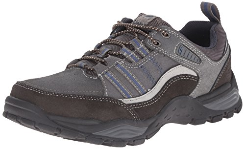 Usa Trexman Mens Oxford Gurman Grigio Skechers 7vxwqEHqd
