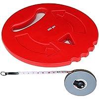 Boje Sport Diskus-Set: Kinderdiskus Verschiedene Gewichte und Messband 50 m