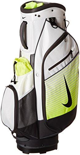 6540632490a6 Nike bg0365-107 Bg0365 107 Sport Cart Iii Golf Bag White Volt Black ...