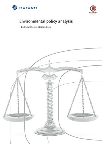 Environmental policy analysis: Dealing with economic distortions (TemaNord Book 2015576) (English Edition) por Helge Sigurd Næss-Schmidt