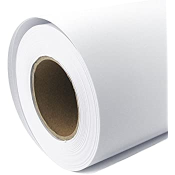 Plotterpapier ungestrichen // 6 Rollen // 90 g//m² 50 m l 0,21€//m² 914 mm breit