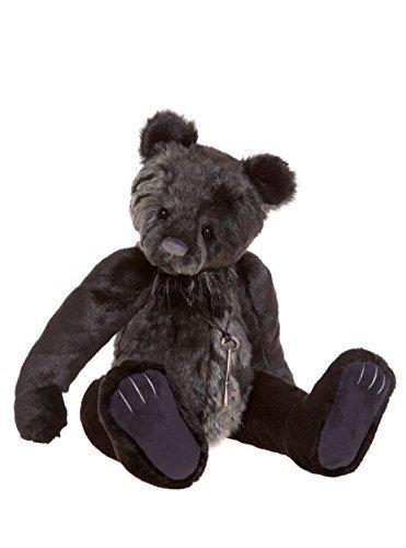 Charlie Bears zum Sammeln Lockie kuschelig weich Plüsch Teddybär 45cm