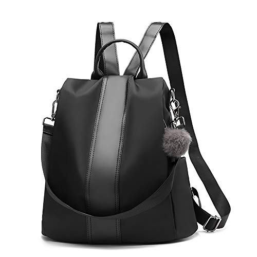 StillCool Zaino Donna Borse a zainetto Borse a spalla Casual Multifunzione antifurto Borse Backpack Daypack Viaggio lavoro (Nylon)