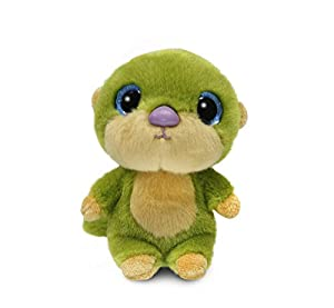 Aurora World YooHoo Otis River Otter 5in 61106 Verde