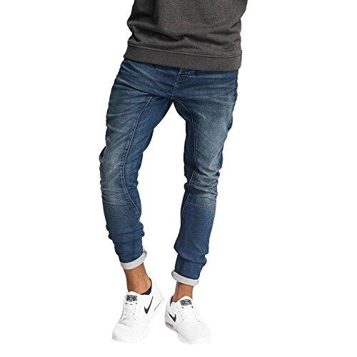 Jack & Jones Herren Jeans / Antifit jjiSimon jjClay Blau