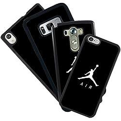Funda carcasa de todos los móviles diseño propio de foto air jordan Retro Vintage compatible con Samsung Galaxy J3 (2015 y 2016)