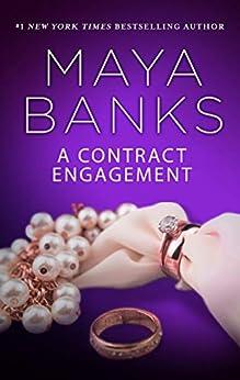 A Contract Engagement: A Romance Novel (Kings of the Boardroom Book 2401) (English Edition) van [Banks, Maya]