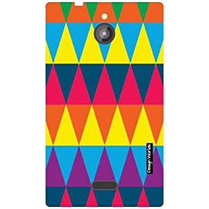Design Worlds Nokia X2 Back Cover Designer Case and Covers