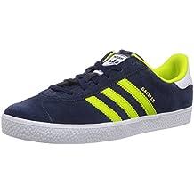promo code f14fa 51636 adidas Gazelle 2 - Zapatillas para bebés, Color Blau (Collegiate Navy Semi  Solar