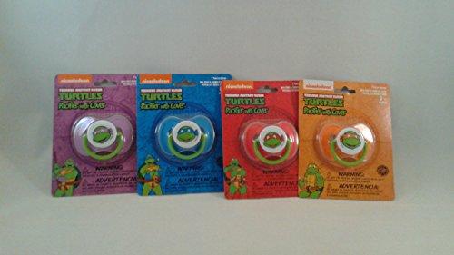Teenage Mutant Ninjas Turtles (Pack 4)