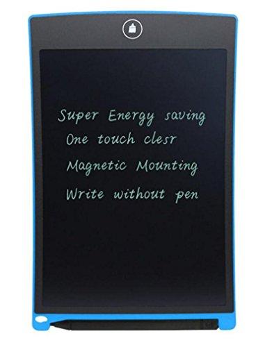 MTTLS 8,5 Zoll LCD Writing Tablet langlebig Elektronisches Whiteboard-Bulletin Board Küche Memo Zeichnung täglich Planer Kinder und Business Kinder Schreibtafel, - Abdeckungen Für Magnetische Kühlschränke