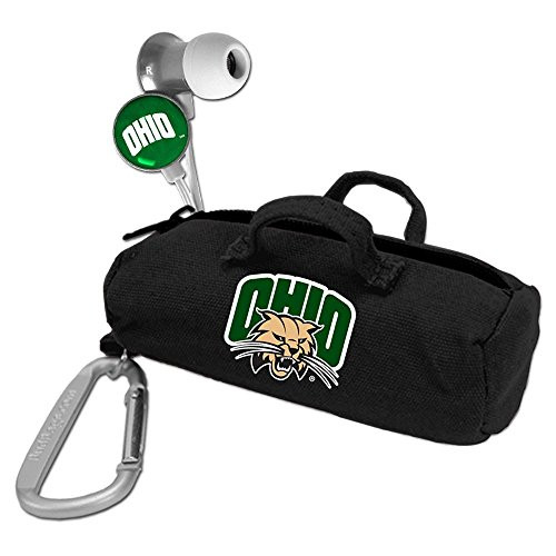 ncaa-ohio-bobcats-scorch-earbuds-with-bud-bag