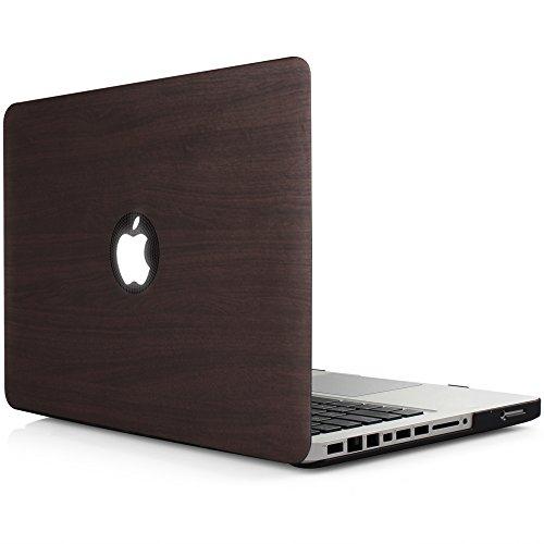 iDOO MacBook Schutzhülle / Hard Case Cover Laptop Hülle [Für MacBook Pro 13 Zoll – mit CD-Laufwerk: A1278] - matt, dunkles - A1278 Pro Cover Book Mac