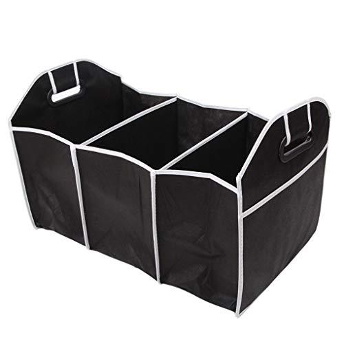 Food Storage Organizer (Busirde Auto-Kofferraum Zubehör Organizer zusammenklappbares Spielzeug Food Storage Container Taschen Box Bin)