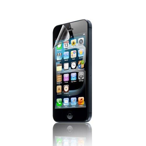 Migliore qualità di plastica dura resistente pellicola proteggi schermo per Apple iPhone 5, 5G