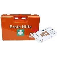 Großer Betriebs Verbandkoffer Erste Hilfe Koffer DIN 13169 + 50 Pflaster 625130 preisvergleich bei billige-tabletten.eu