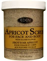 Eden Apricot Scrub For Face And Body 227g