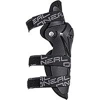 O'Neal Oneal Motocross MTB Knieprotektoren Pumpgun Carbon Schwarz - Lieferung Paarweise