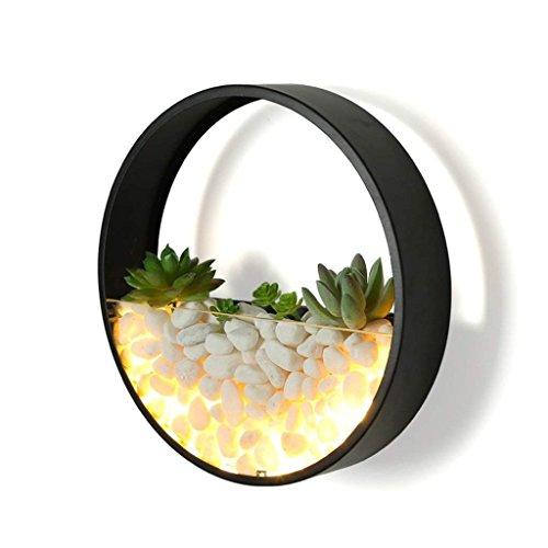 Wall lamp Iluminación, luz de Pared Moderna Minimalista, Chimenea de Dormitorio de...