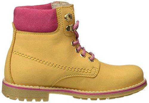 Pablosky Jungen 701587 Chukka Boots Gelb