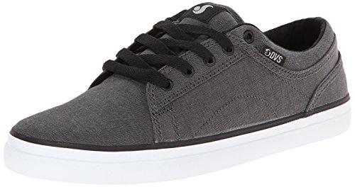 DVS - Aversa, Scarpe da Skateboard da Uomo grigio(Grau (Grey Chambray))