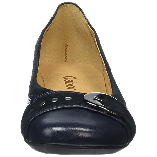 Gabor Shoes Gabor Casual, Ballerine Donna Blu (Ocean)