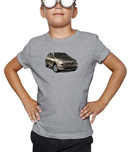 billion-group-jeep-american-motor-cars-boys-classic-crew-neck-t-shirt-gris-medium