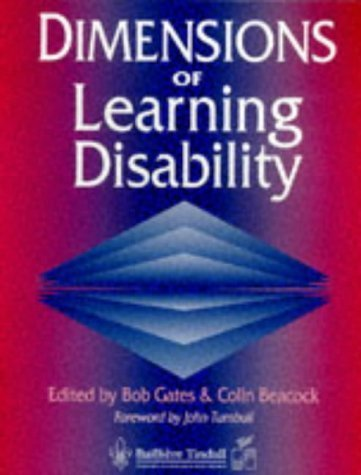 Dimensions of Learning Disability by Gates (1997-01-15)