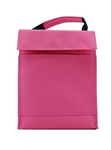TickTocking Lunchpack/Kühltasche, bunt hot pink