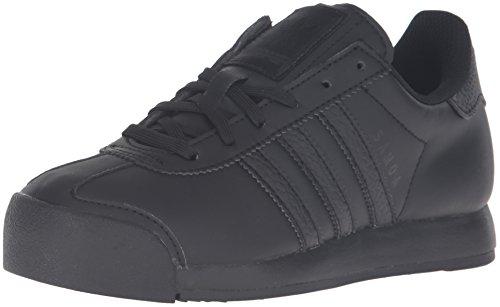 Adidas Samoa J Synthetik Turnschuhe Cblack/Cblack/Cblack