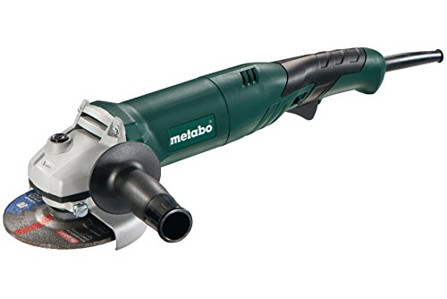 METABO WE 1450 - 125 RATTAIL - MINI AMOLADORA 1450 W DISCO 125 MM