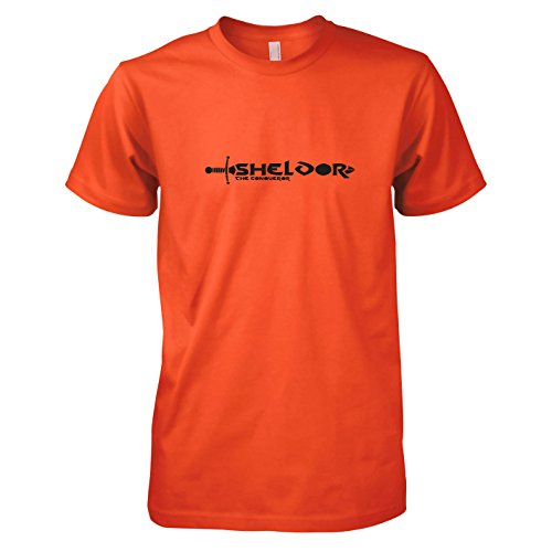 TEXLAB - TBBT: Sheldor The Conqueror - Herren T-Shirt Orange