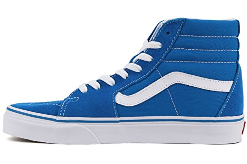 Vans Ua Sk8-Hi, Scarpe da Ginnastica Alte Uomo Blue
