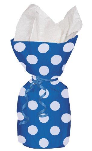 Polka Dot blau, Full Party Geschirr-Kollektion, viele Partyartikel orders zur Auswahl-kombinieren Sie Versandkosten zu sparen!)