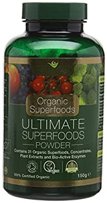 Natures Aid 150 g Organic Ultimate Superfoods Powder