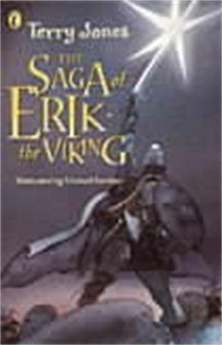 The Saga of Erik the Viking (Puffin Books) por Terry Jones