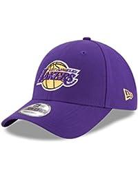 New Era 9FORTY L.A. Lakers Baseball Cap - NBA The League - Violett