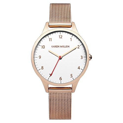Reloj Karen Millen para Mujer KM118RGMA
